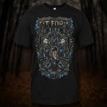 Fit For A King Coffin Black T-Shirt