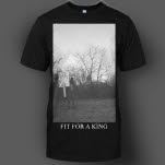 Fit For A King God Hates No One Photo Black T-Shirt
