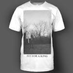 Fit For A King God Hates No One Photo White T-Shirt