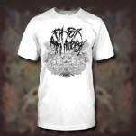 Fit For An Autopsy Skulls White T-Shirt