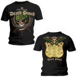 Five Finger Death Punch Warhead T-Shirt