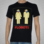 Flobots Male Female Black T-Shirt