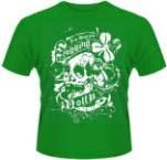 Flogging Molly Vintage Irish T-Shirt