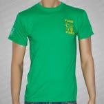 Floorpunch Straight Edge Kelly Green T-Shirt
