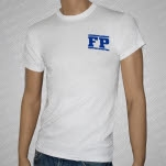 Floorpunch Mosh Scene White T-Shirt