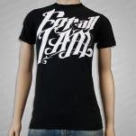 For All I Am Logo Black T-Shirt