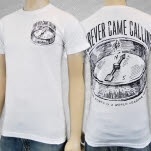 Forever Came Calling Compass White T-Shirt
