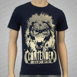 Forever Came Calling Contender Navy T-Shirt