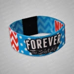 Forever The Sickest Kids Custom Designed Wristband