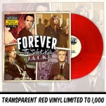 Forever The Sickest Kids JACK Transparent Blood Red Vinyl LP