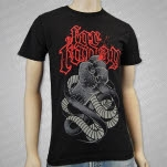 For Today Crushed Black T-Shirt