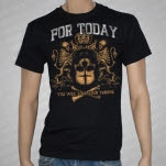For Today Inverted Death Black T-Shirt