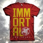 For Today Immortal Red T-Shirt