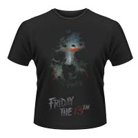 Friday The 13Th Mask T-Shirt