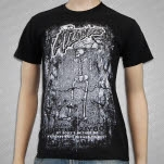 From Atlantis Bones Black T-Shirt