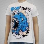 From Atlantis Fish White T-Shirt