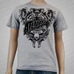 From Atlantis Owl Athletic Heather T-Shirt