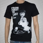From First To Last Worship Black T-Shirt