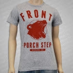 Front Porch Step College Heather Grey T-Shirt