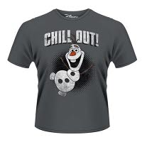 Frozen Olaf Chill Out T-Shirt