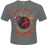 Fruit Ninja I M The Bomb T-Shirt