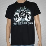 Full Blown Chaos Lions Black T-Shirt