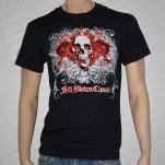 Full Blown Chaos One Skull Black T-Shirt