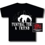 Funeral For A Friend Monster Black T-Shirt