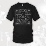Gameface Now Album Art Black T-Shirt