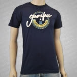 Gameface Everybody Come On Down Blue T-Shirt