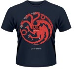 Game Of Thrones Fire And Blood T-Shirt