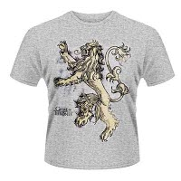 Game Of Thrones Lion T-Shirt
