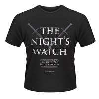 Game Of Thrones The Night Watch T-Shirt