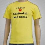 Garfunkel  Oates I  3 Garfunkel And Oates Yellow T-Shirt