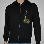 Gatsbys American Dream Salute Black Hoodie Zip