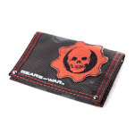 Gears Of War Velcro Logo Wallet