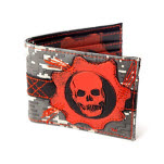 Gears Of War Bifold Fullprinted Wallet