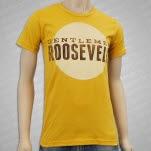 Gentlemen Roosevelt Logo Ginger T-Shirt