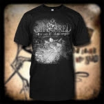 Get Scared Built For Blame Black T-Shirt
