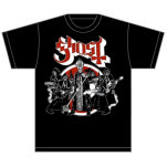 Ghost Road to Rome T-Shirt