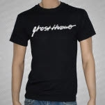 Ghost Thrower Logo Black T-Shirt