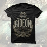 Gideon Change Black T-Shirt