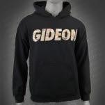 Gideon Desert Camo Black Pullover