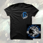 Gideon Living Proof Black T-Shirt