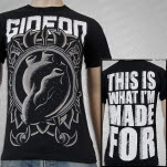 Gideon Made For Black T-Shirt