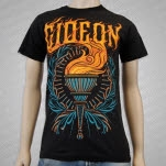 Gideon On Fire Black T-Shirt