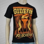 Gideon Restoration Black T-Shirt
