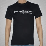Give Up The Ghost Background Music T-Shirt