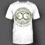 Glass Cloud Medieval White T-Shirt