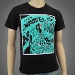 Gnarwolves The Chronicles of Gnarnia Black T-Shirt